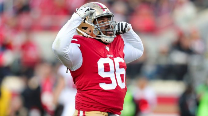 Colts, 49ers, Sheldon Day