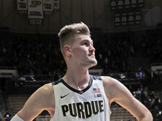 Purdue Basketball, Matt Haarms