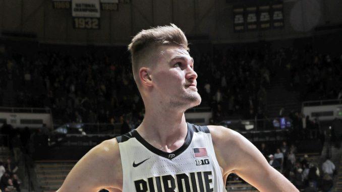 Purdue Basketball, Matt Haarms