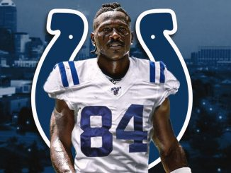Antonio Brown, Colts