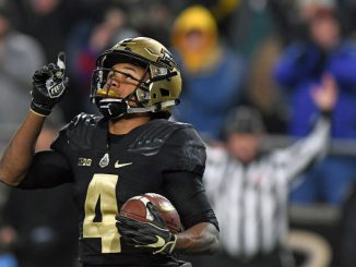 Rondale Moore, Purdue Football, 2021 NFL Draft