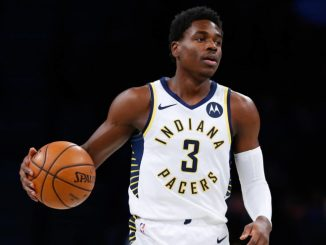 Aaron Holiday, Pacers