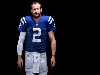 Carson Wentz, Colts