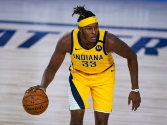 Myles Turner, Pacers, Spurs