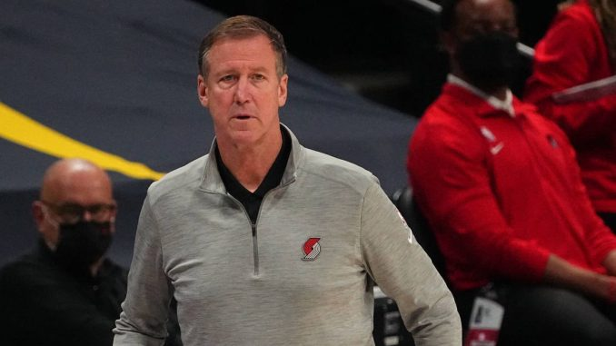 Terry Stotts, Portland Trail Blazers, NBA Rumors, Indiana Pacers