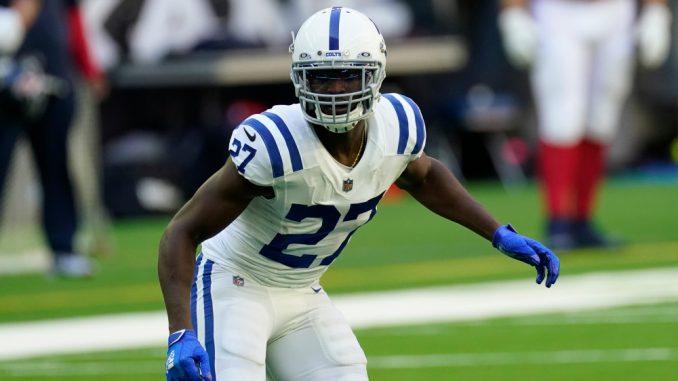 Xavier Rhodes, Colts